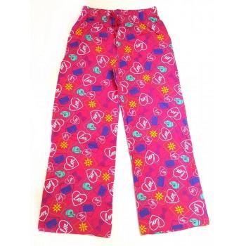 Pink Little Mix pizsamanadrág (128)