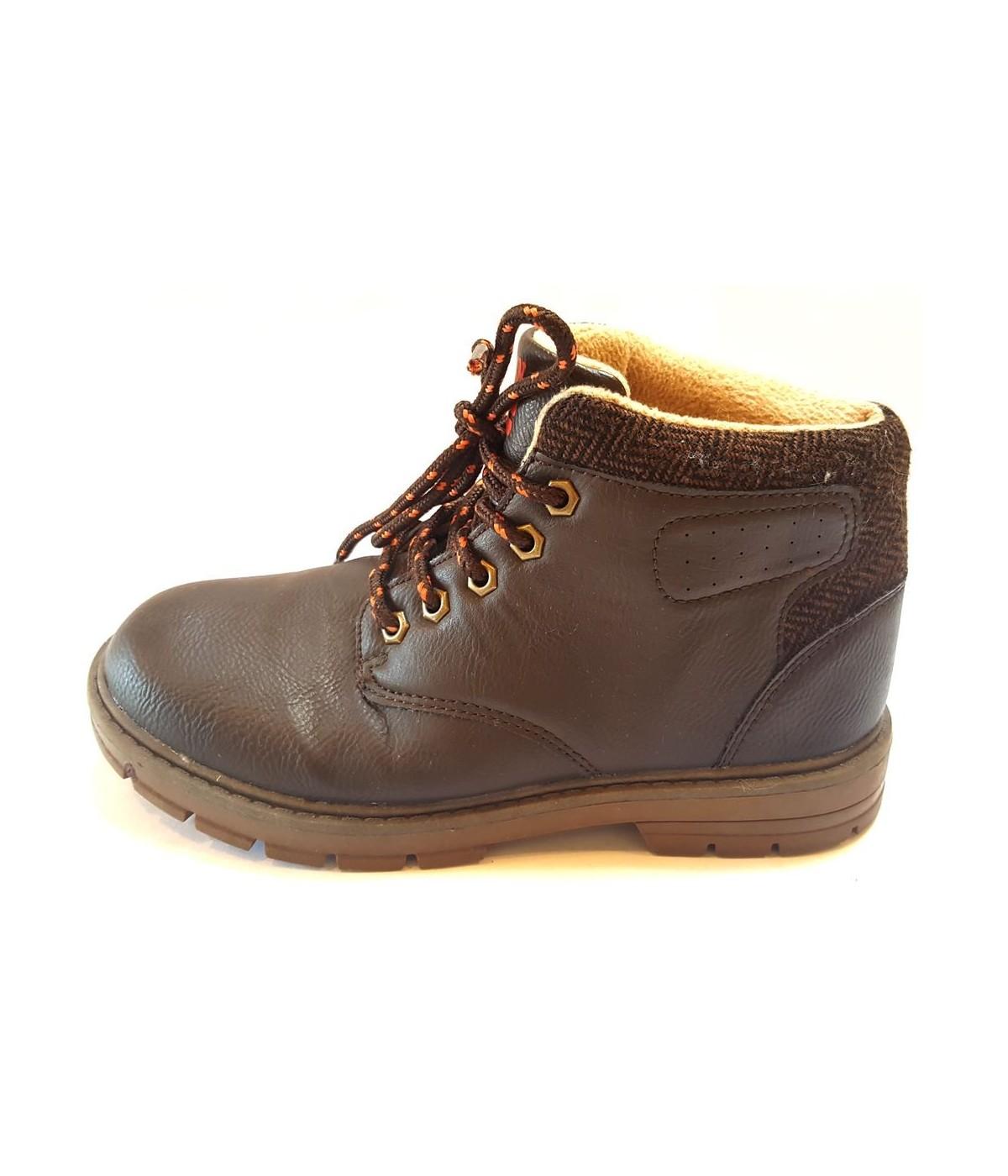 Sötétbarna őszi cipő (33). Loading zoom 2d93825153