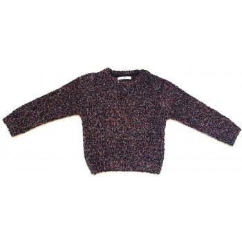 Színes, fényes pulóver (116)