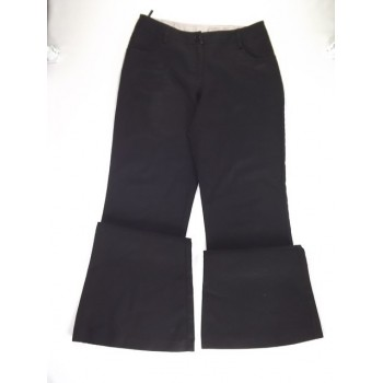 Fekete alkalmi nadrág (158)