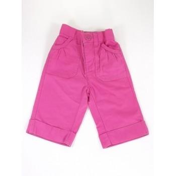 Pink vászon nadrág