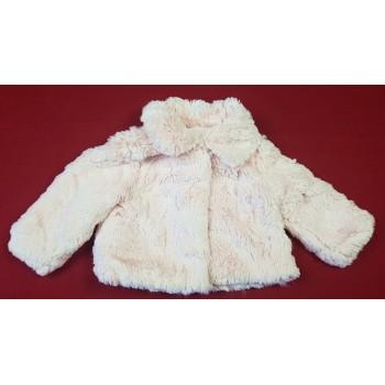 Rózsaszín szőrmés kabát (68)