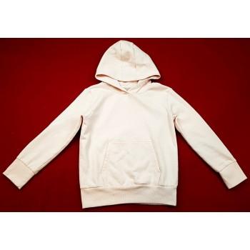 Púderrózsaszín pulóver (140)