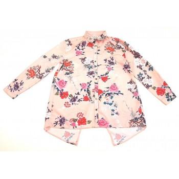 Virágos rózsaszín roll-up ing (152)