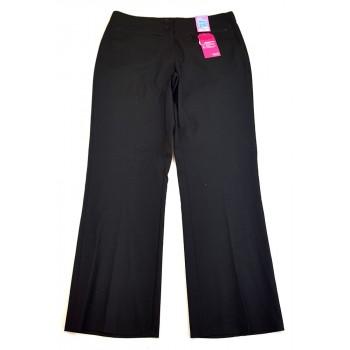 Új, fekete alkalmi nadrág (170-176)