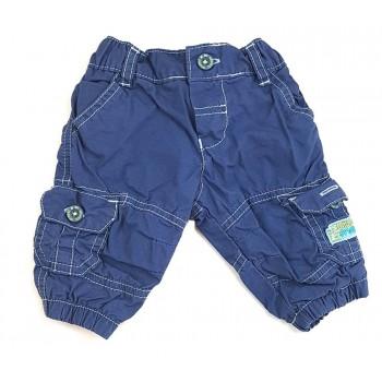 Bélelt, zsebes kék nadrág (56)