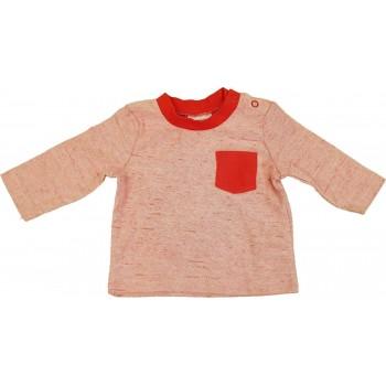 Piros hosszú ujjú póló (56)