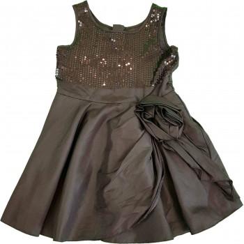Flitteres fekete ruha (122)