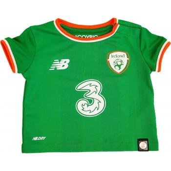 Sorszámozott ír válogatott mez (68)