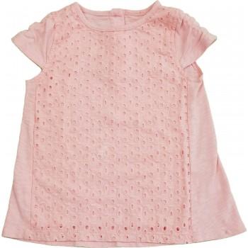 Csipkés rózsaszín felső (80-86)