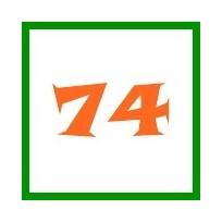 74 es méret (6 9 hó) Ruhacuka
