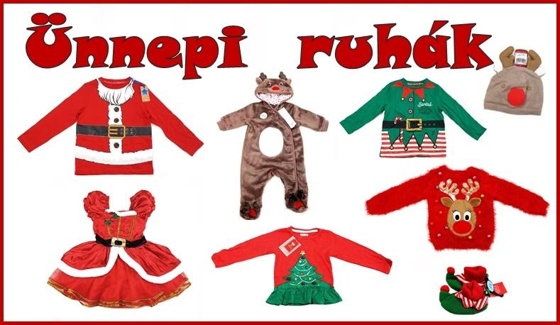 Gyönyörű karácsonyi ruhákkal várunk Ruhacukán!