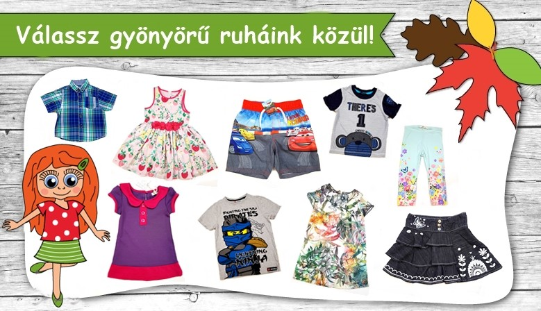 tavaszi ruhák